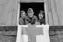 LA 040_DDR_Junge Sanitäter_Thüringen_1978