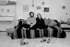 P-018_Junges-Paar-in-der-Stadt_1981