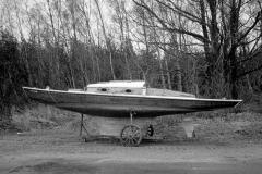 SL 048_Segelboot_Rügen_1985